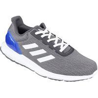 Tênis Adidas Cosmic 2 Masculino - Masculino-Cinza