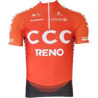 Camisa Pro Tour Ccc Team - Masculino