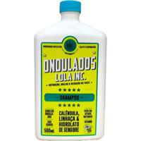Shampoo Lola Cosmetics Ondulados Lola Inc 500Ml - Unissex