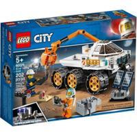 Lego City - Veículo De Teste Lunar - 60225