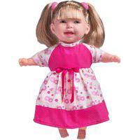 Boneca Anne Cante Comigo 333 Super Toys