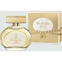 Perfume Feminino Antonio Banderas Her Golden Secret - Eau De Toilette 80Ml