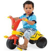 Triciclo Tigrão Amarelo Xalingo