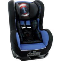 Cadeira Para Auto - De 0 A 25 Kg - Primo - Disney - Marvel - Capitão América - Team Tex