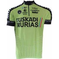 Camisa Pro Tour Euskadi Murias - Masculino