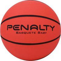 Bola Penalty Basquete Playoff Baby Ix - Unissex-Laranja