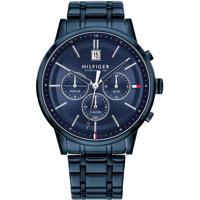 Relógio Tommy Hilfiger Masculino Aço Azul - 1791694