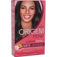 Creme Alisante Origem Now Flores 80G
