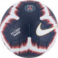 96f934994c Bola De Futebol De Campo Psg Strike Nike - Azul Esc Branco