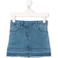 Stella Mccartney Kids Saia Jeans - Azul