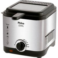 Fritadeira Elétrica Philco Deep Fry 1,8 Litros 110 Volts