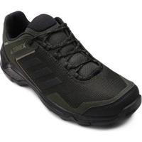 Tênis Adidas Terrex Entry Hiker Masculino - Masculino-Verde Militar