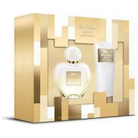 Kit Antonio Banderas Her Golden Secret Edt 80Ml + Hidratante 75Ml Feminino 1 Unidade Único