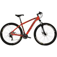 Bicicleta South Legend - Aro 29 - 24 Marchas - Shimano Tourney - Suspensão 100Mm Com Trava - Unissex