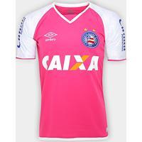 Netshoes  Camisa Bahia Goleiro 17 18 S Nº Torcedor Umbro Masculina -  Masculino 077e69950b8bd