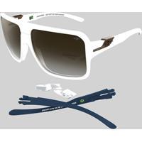 Oculos Branco Masculino - MuccaShop df5cb76ab1