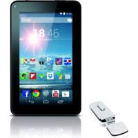 Tablet M7S Dual Core + Modem 3G Usb Nb125 Multilaser