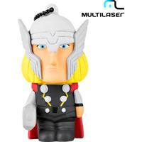Pendrive Marvel Vingadores Thor 8Gb - Multilaser Pd083