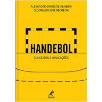 Handebol: Conceitos E Aplicações 1ª Edição Impresso
