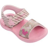 Sandália Infantil Minnie Grendene Kids 21804