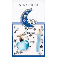 Kit Perfume Nina Ricci Luna Feminino Eau De Toilette + Desodorante Roll On