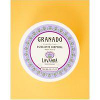 Amaro Feminino Granado Esfoliante Corporal - 200G, Lavanda