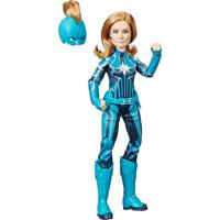 Boneca Capitã Marvel Starforce - Hasbro