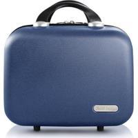 Frasqueira Executiva Jacki Design Viagem - Unissex-Azul