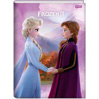 Agenda Permanente - Brochura - Frozen 2 - Elsa E Anna - 192 Folhas - Jandaia