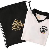 Camisa Alemanha Retrô Legends Collection + Sacola Masculina - Masculino-Off White