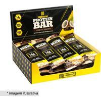 Iridium Protein Bar- Coco Com Chocolate- 12 Unidadesiridium Labs