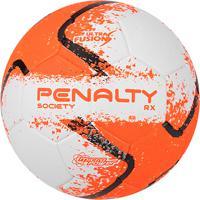 Netshoes  Bola Futebol Society Penalty Rx R2 Fusion Viii - Unissex 9d982d5723930