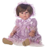 Boneca Laura Doll Juliana Shiny Toys - Feminino-Incolor