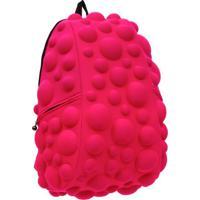 Mochila Bubble Grande Pink Neon Madpax