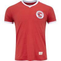 Camisa Do Paraná Colorado 1980 Retrômania - Masculina - Vermelho