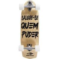 Skate Swingboard Salgue-Se Quem Puder Mormaii - Unissex