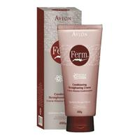 Avlon Ferm Conditioning Straightening Creme Alisante Regular 200 G - Feminino-Incolor