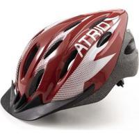 Capacete Atrio Para Ciclismo Mtb 2.0 Viseira Removível E 19 Entradas De Ventilação - Unissex