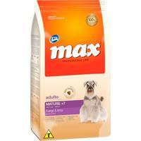 Ração Para Cães Max Professional Line Mature +7 Adultos Sabor Frango E Arroz 2Kg