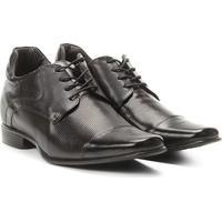 Sapato Social Couro Rafarillo Alth - Masculino-Preto