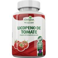 Licopeno De Tomate - 60 Cápsulas - Katigua - Unissex