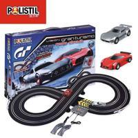 Pista De Percurso E Veículos - Vision Gran Turismo - Race Circuit - Maisto