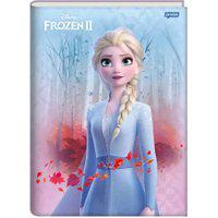 Agenda Permanente - Brochura - Frozen 2 - Elsa - 192 Folhas - Jandaia