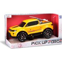 Carrinho Roda Livre - Pick-Up Force Surfing - Amarelo - Roma Jensen