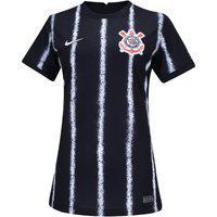 Camisa Do Corinthians Ii 21 Nike - Feminina
