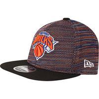 13f07b142c ... Boné New Era Nba New York Knicks Aba Reta Street - Unissex-Preto+Laranja