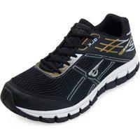 Tênis Running Glk Gl21-Mg5 Preto-Dourado
