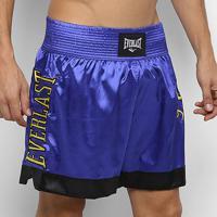 Shorts De Muay Thai/Boxe Everlast - Masculino