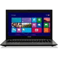 """Notebook Cce Ultra Thin T745 - Intel Core I7-3517U - Hd 500Gb - Ram 4Gb - Led 14"""" - Windows 8 - Prata"""