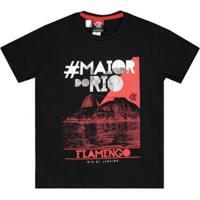 Camiseta Flamengo Epic Infantil - Masculino